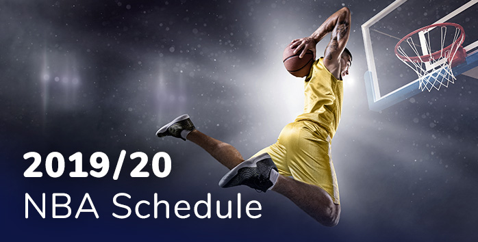 Nba Calendrier 2020.Never Miss Another All Nba Schedules Event Get Updates